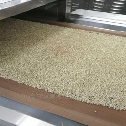 60HMV蕎麥熟化機用微波熟化膨化都很好