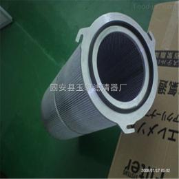 3290/3260/3266四/三耳铝盖除尘滤芯-过滤器-固安县玉轩滤业