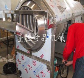 发货及时酱菜包装袋清洗机隆胜机械质优价低