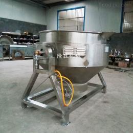 卤煮包装杀菌配套卤蛋夹层锅卤味加工配套设备免费安装