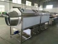 厂家质量保证真空包装豆干清洗机自动烘干包装袋清洗专用