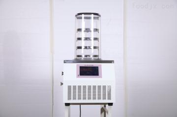 AS-LGJ-10A安晟自動保存凍干曲線冷凍干燥機
