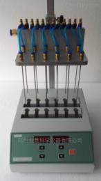 AS-100-24FD成都24孔電動升降干式氮吹儀
