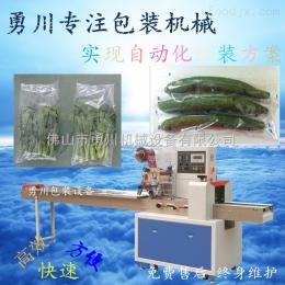 YC-450全不銹鋼材質蔬菜包裝機