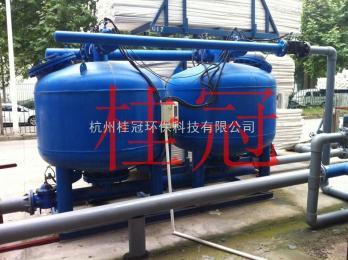 HGAGF砂濾冷卻循環水旁濾器
