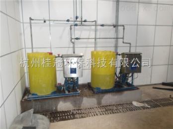 HGJY循环水加药装置