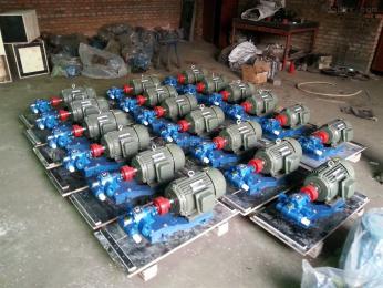 ZYB渣油泵