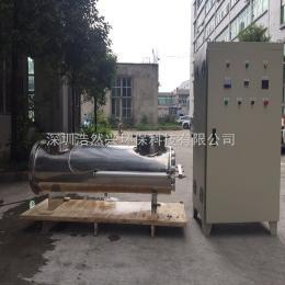 HRX-UV-.125T1600W工業uv紫外線水殺菌消毒器HRX-UV-125T1600W