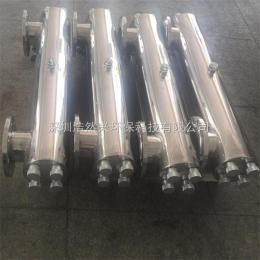 HRX-UV-12T160W304不銹鋼紫外線水殺菌消毒器HRX-UV-12T160W