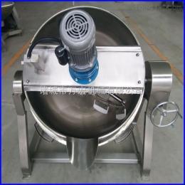 300万宏机械300型可立式夹层锅 带盖夹层锅