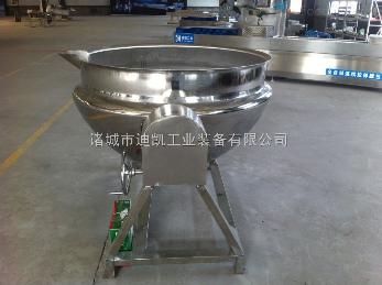 供应中央厨房设备 燃气式夹层锅 行星搅拌锅