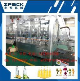 RCGF16-12-6玻璃瓶果汁饮料生产线