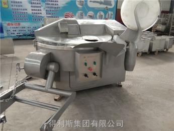 ZB-200大型肉食斩拌机,肉泥斩切机