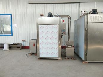 YXL-500水平气流烟熏炉  得利斯集团专业制造