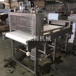 LY-15QT全自动省时省工鱼豆腐切块线 不锈钢切块机