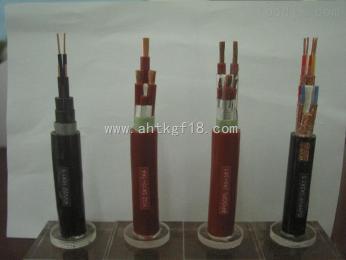 耐低温硅橡胶控制电缆