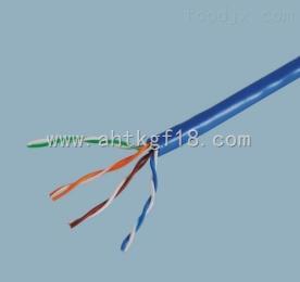 超五类4对非屏蔽水平对绞数据电缆
