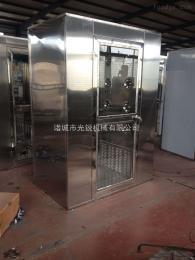 不锈钢净化风淋室食品车间货淋室