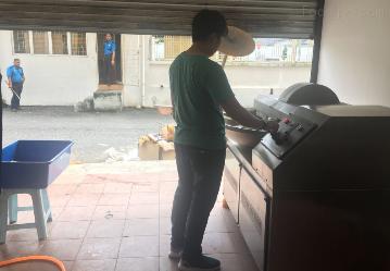 整套烤腸機器價格
