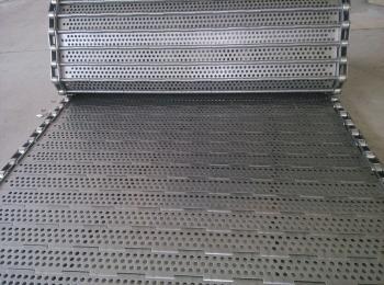 HFLT-B287食品加工机械专用不锈钢板链链条厂家报价