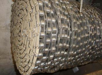 HFLT-B1216大節距大滾子鏈條網帶輸送帶