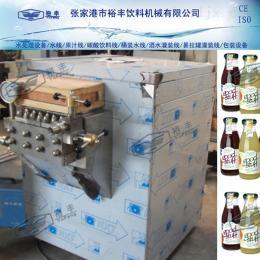 三合一碳酸饮料灌装机 YFDG
