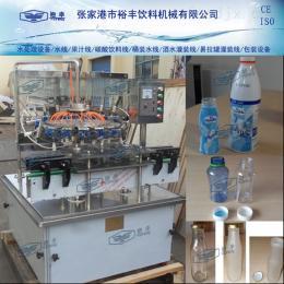 玻璃瓶自動沖洗瓶機
