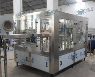 CGF24-24-8纯净水灌装生产线, 纯净水生产线