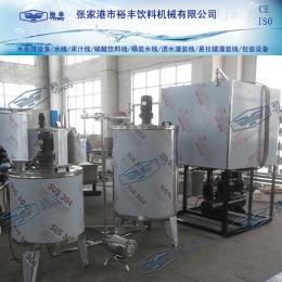 碳酸饮料生产线,饮料前处理设备