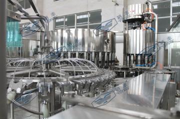 CGF32-32-10張家港飲料灌裝機生產廠家