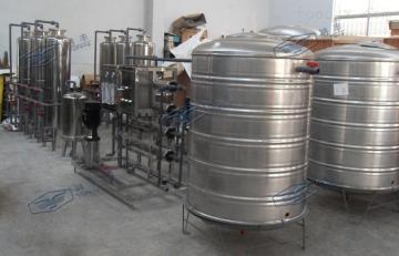 RO-10001吨水处理设备生产线