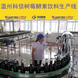 温州科信小型树莓酵素生产设备厂家 酵素发酵设备