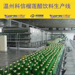kx-6565成套榴莲果醋饮料生产线设备榴莲深加工设备