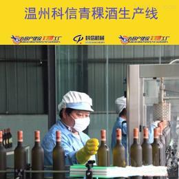 kx-2000小型青稞酒加工设备厂家温州科信