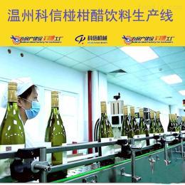 kx-2000成套椪柑醋饮料生产线设备价格|小型椪柑果醋发酵罐设备厂家