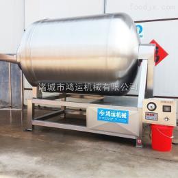 GR-1500大型肉制品变频滚揉腌制机