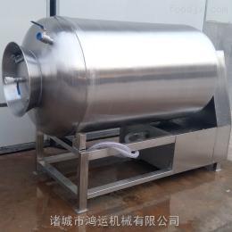GR-500大型肉脯真空滚揉腌制机