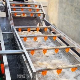 HY-4000包装袋清洗机/高压喷淋气泡清洗机