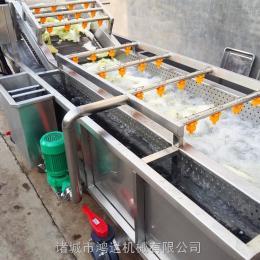HY-1500土豆去皮毛辊清洗机