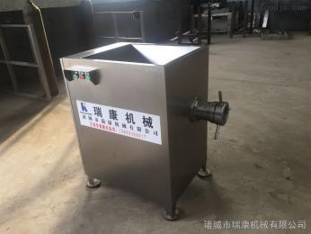 JRJ-120不銹鋼耐用易清洗凍肉絞肉機