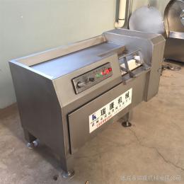 山东供应不锈钢全自动冻肉切丁机