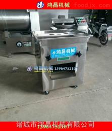 薯条切片机/鸿昌肉类切丝机/鱼豆腐切块机/千页豆腐切丝机/QQ豆干设备