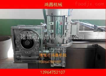 鱼豆腐油炸机油水分离油炸设备