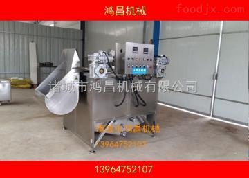 油水分離油炸機大米鍋油炸機混合油炸設備