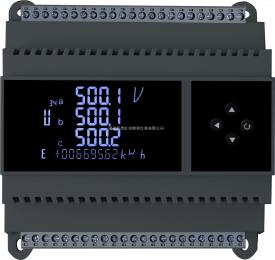 供应虹润NHR-D23系列三相液晶智能电量变送器