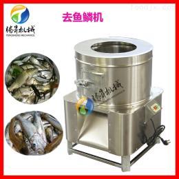 水产加工生产设备 旋转式去鱼鳞机
