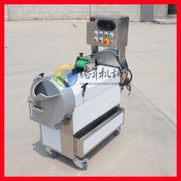 TS-Q118双头多功能切菜机 切叶菜切段切丝机