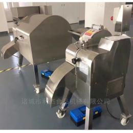 中草药切段土豆切片机 诸城切菜机生产厂家