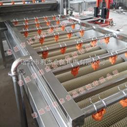 LJ-6000供应利杰气泡喷淋清洗机流水线优质厂家 质量保证