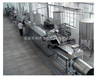 LJ薯片油炸生產線